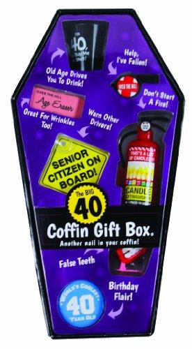 BigMouth Inc Gift Box Coffin – 40